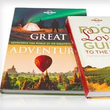 lonely planet coffee table book