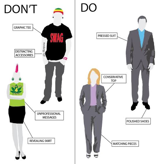 """Image result for how to dress for and interview"""""""