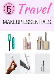 travel makeup essentials everyday