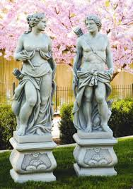 life size statuary and life size statue