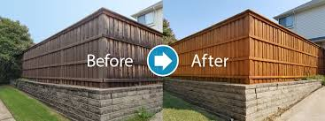 Charlotte Fence Cleaning Staining Services