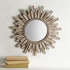 round mirror pier 1 imports mirror