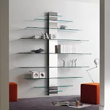 tonelli mondovisione glass bookcase tv