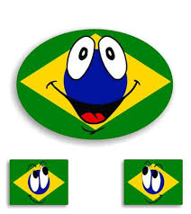 3x Brazilian Brazil Flag Smiley Car Stickers Window Decal Bumper Buy Online In Macedonia Stickerworm Products In Macedonia See Prices Reviews And Free Delivery Over 4 000 Den Desertcart