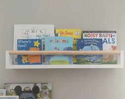 Floating Bookshelf Etsy