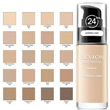 revlon colorstay makeup shades