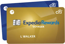 expedia rewards credit cards from citi