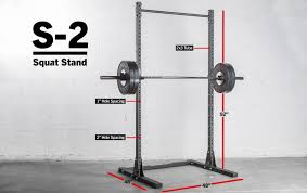rogue s 2 squat stand 2 0 weight