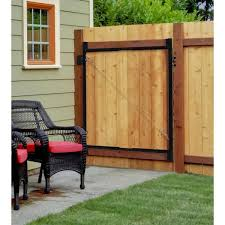 Adjust A Gate Original Series 60 In 96 In Wide Gate Opening Steel Gate Frame Kit Ag60 The Home Depot