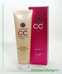 lakme cc cream a quick easy makeup