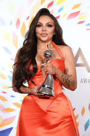 Jesy Nelson makes emotional National TV Awards speech after win