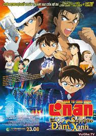 Thám Tử Lừng Danh Conan: Cú Đấm Sapphire Xanh Full HD Lồng Tiếng + ...