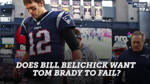 Ted Johnson: Bill Belichick may want Tom Brady to fail in Tampa ...