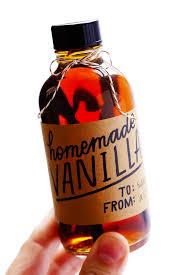 extrait de vanille fait maison gimme
