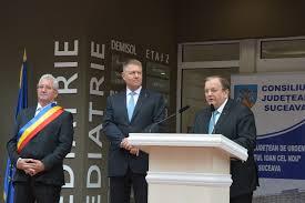 Gheorghe Flutur a anunțat la inaugurarea ambulatoriului integrat ...