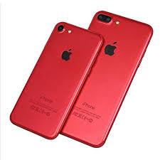 Iphone 7 Or Iphone 7 Plus Red Full Body Buy Online In Tajikistan At Desertcart