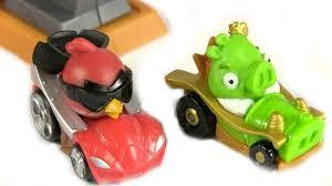 Angry Birds GO Telepods - Pig Rock Raceway Playset & iPad Game ...
