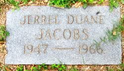 Jerrell Duane Jacobs (1947-1966) - Find A Grave Memorial
