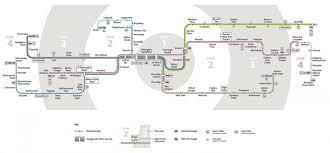 metrolink ticket zones