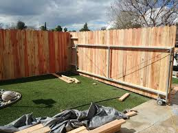 Fence Menders A New Fence We Completed This Week Facebook