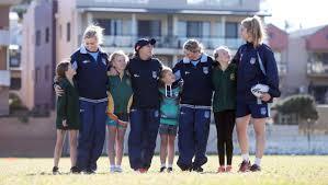 Women's league clash more than a game | Illawarra Mercury | Wollongong, NSW
