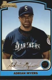 Buy Adrian Myers Cards Online | Adrian Myers Baseball Price Guide - Beckett