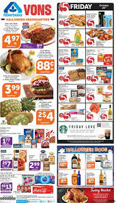 vons weekly ad flyer october 23 to 29