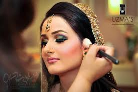 bridal walima makeup stani bridal