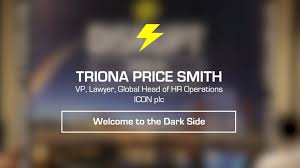 Welcome To The Dark Side: Disrupting HR From Within   Triona Price Smith    DisruptHR Talks - DisruptHR