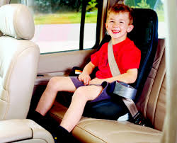 seat belts child restraints