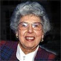 Myrtle Roberts Obituary - Visitation & Funeral Information