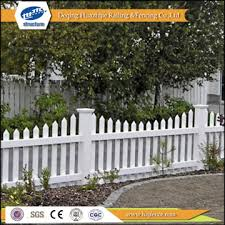 Fc5 China Plastic White Garden Fence Panels For Sale Manufacturer Supplier Fob Price Is Usd 17 52 21 53 Meter
