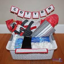 2nd wedding anniversary cotton gifts