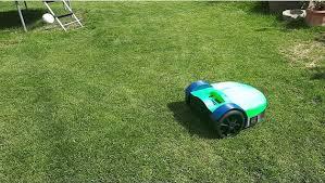 3d printed autonomous robotic lawn