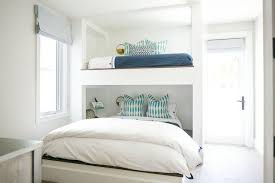 Beach Cottage Kids Room With Built In Beds Cottage Boy S Room