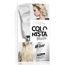 hair bleach hair lightener