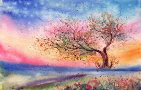 wallpaper gr flowers tree the