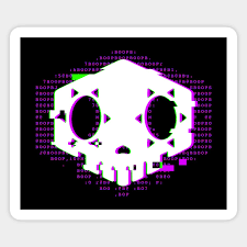 Sombra Overwatch Sombra Sticker Teepublic