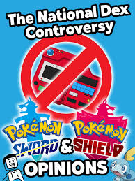 Watch Clip: The National Dex Controversy, Pokemon Sword and Shield Opinions