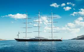 تحميل خلفيات السفن الحديثة المراكب الشراعية فاخر يبحر اليخت