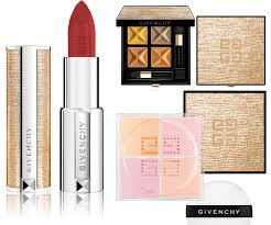 givenchy audace de l or makeup