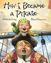 How I Became a Pirate  image cover