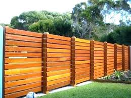 garden fencing ideas low uk front fence