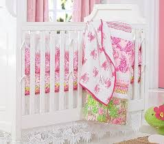 lilly pulitzer on parade baby bedding