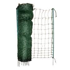 25m Electric Chicken Netting Electric Fencing For Poultry