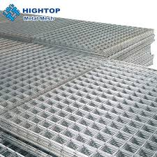 China 4x4 Welded Wire Mesh Fence Cyclone With Pvc Coated China Welded Wire Mesh Welded Metal Mesh