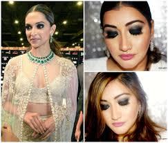 deepika padukone iifa makeup look