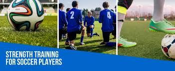 strength for soccer nicholas