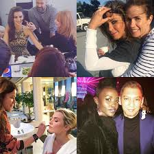 the best celebrity makeup artists to