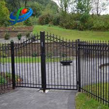 Metal Steel Garden Gate Gates And Steel Fence Design Buy Metal Steel Garden Gate Gates And Steel Fence Design Iron Gate Design Product On Alibaba Com